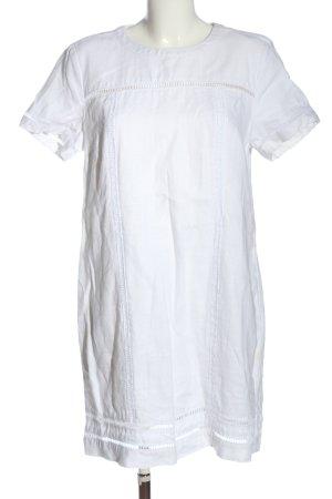 Michael Kors Mini vestido blanco look casual