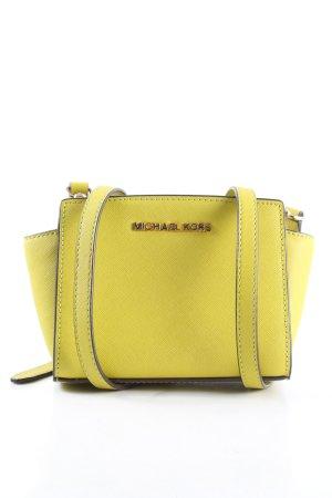 Michael Kors Minitasche blassgelb Casual-Look