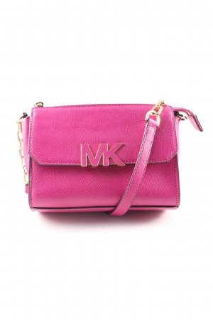 Michael Kors Minitasche pink Business-Look