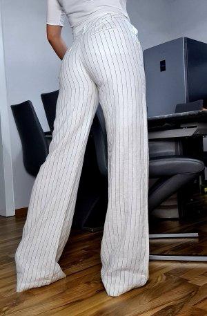 Michael Kors Pantalone di lino bianco