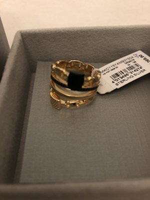 Michael Kors Gold Ring gold-colored-silver-colored metal