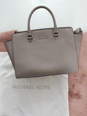 Michael Kors MK Tasche Grau