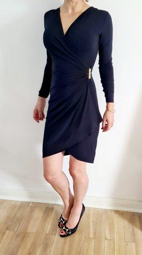Michael Kors MK wrap dress Wickeloptik Kleid rockstudd