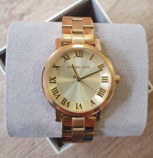 Michael Kors mk3560 damenuhr neu Armbanduhr gold Edelstahl