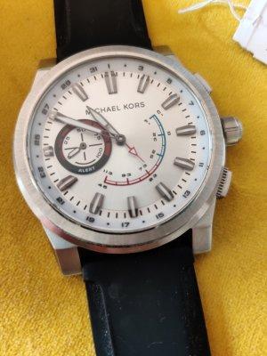 Michael Kors Zegarek cyfrowy czarny-srebrny