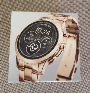 michael Kors mkt5046 Smartwatch neu rosè gold Armbanduhr damenuhr digital