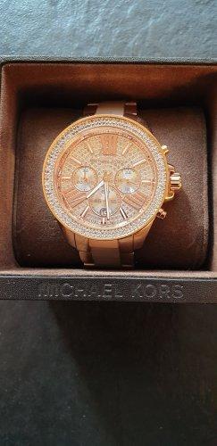 Michael Kors Modell MK6096 Chronograph Damenuhr - wie neu -
