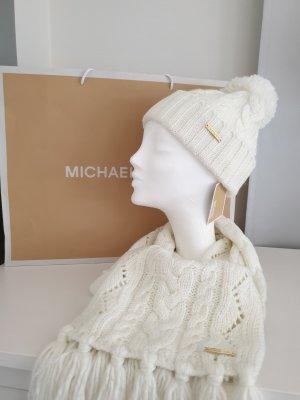Michael Kors Gebreide sjaal veelkleurig