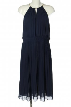 Michael Kors Halter Dress blue casual look
