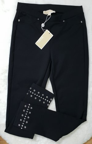 Michael Kors Jeggings nero-argento