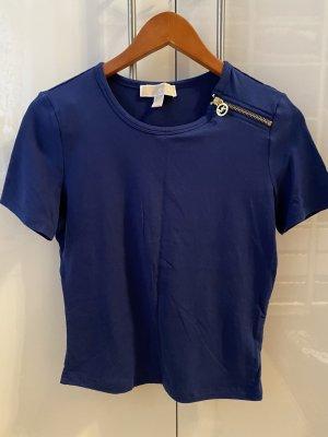 Michael Kors T-shirt bleu foncé