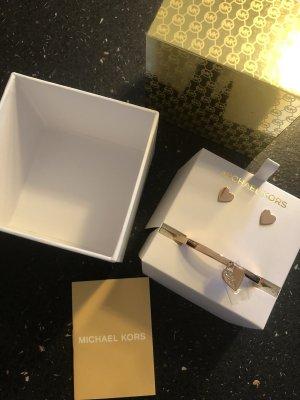 Michael Kors Parure bijoux or rose