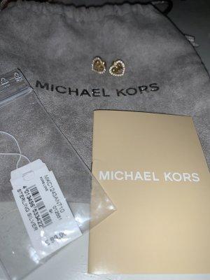 Michael Kors Clou d'oreille doré