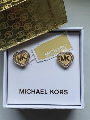 Michael Kors Ear stud gold-colored metal