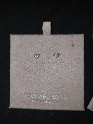 Michael Kors Ohrringe Herz