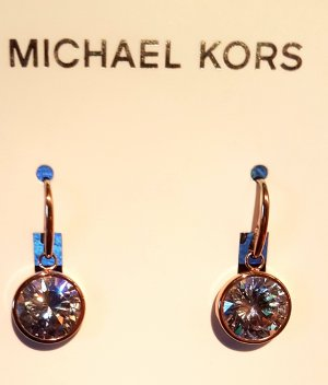 Michael Kors Ohrringe in Rosegold