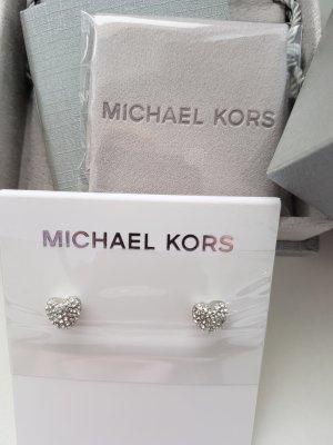 Michael Kors Kolczyk ze sztyftem srebrny
