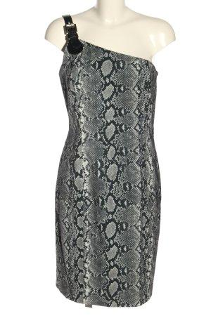 Michael Kors One-Shoulder-Kleid mehrfarbig Elegant
