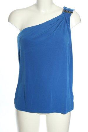 Michael Kors Top monospalla blu elegante