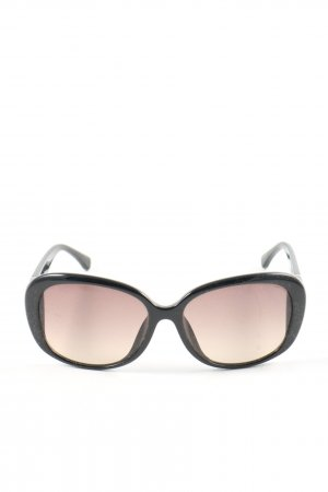 Michael Kors ovale Sonnenbrille mehrfarbig Casual-Look