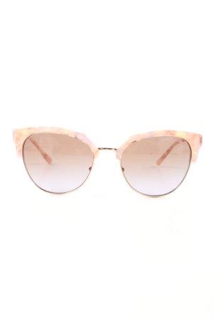 Michael Kors Gafas de sol ovaladas nude look casual