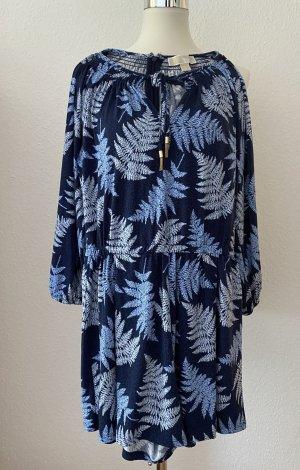 Michael Kors Bib Shorts blue-azure polyester