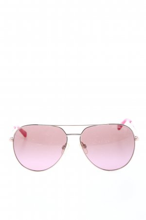 Michael Kors Gafas de piloto rosa look casual