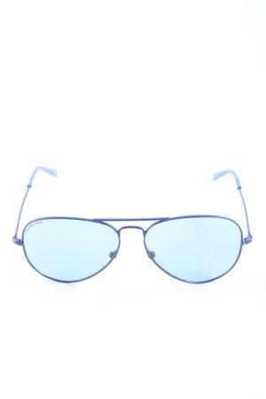 Michael Kors Occhiale da pilota blu stile casual
