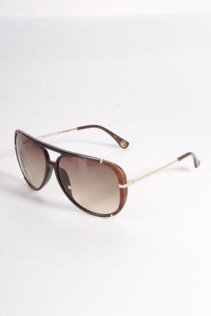 Michael Kors Piloten-Sonnenbrille braun
