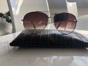 Michael Kors Pilotenbril bruin-goud