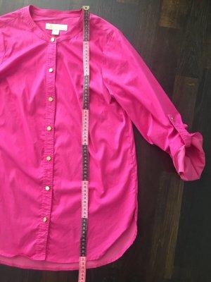 Michael Kors Camicia blusa rosa-oro Cotone
