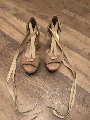 Michael Kors Plateau Schuhe