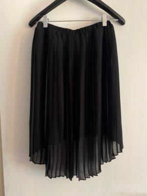 Michael Kors Plisowana spódnica czarny