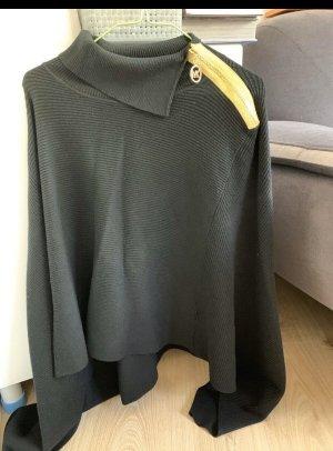Michael Kors Poncho noir