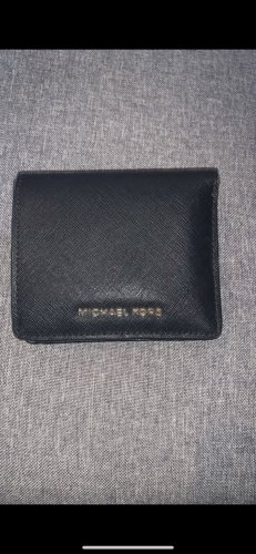 Michael Kors Wallet black mixture fibre