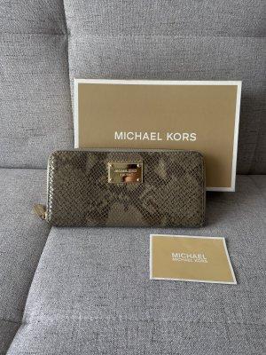 Michael Kors Wallet gold-colored-beige