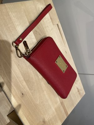 Michael Kors Wallet red-gold-colored