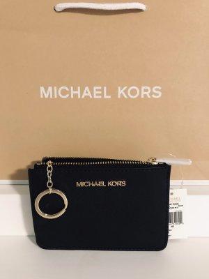 Michael Kors Cartera negro-color oro