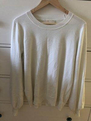 Michael Kors Fine Knitted Cardigan white-natural white