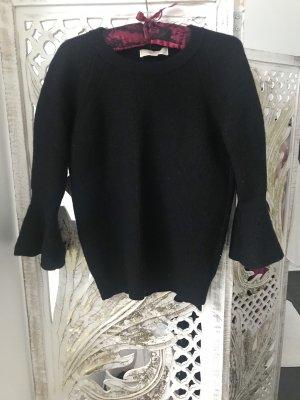 Michael Kors Pullover aus Wolle mit Glockenärmel, XS