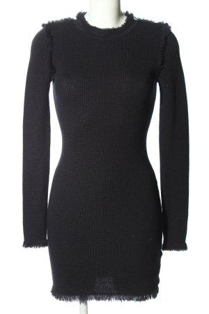 Michael Kors Pulloverkleid schwarz Casual-Look