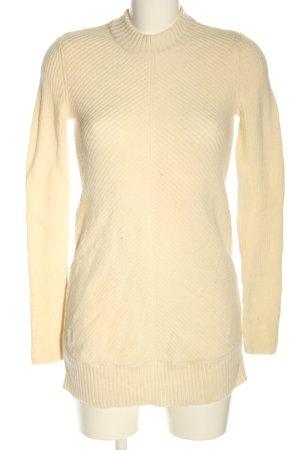 Michael Kors Pull tricoté crème style décontracté