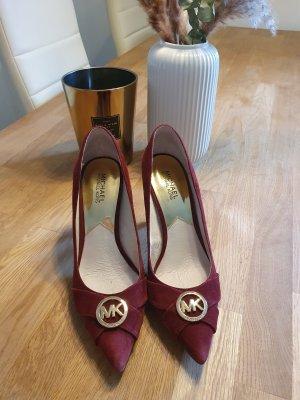 Michael Kors Classic Court Shoe bordeaux