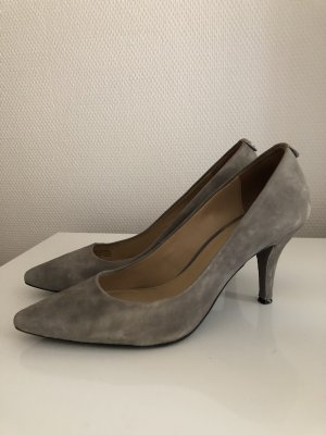 Michael Kors Pointed Toe Pumps grey-light grey