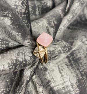 Michael Kors Ring Set Pyramid Ringgrösse 57