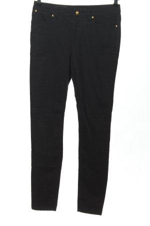 Michael Kors Jeans cigarette noir style décontracté