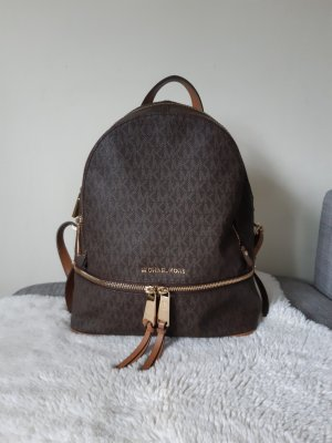 Michael Kors Daypack grey brown-light brown
