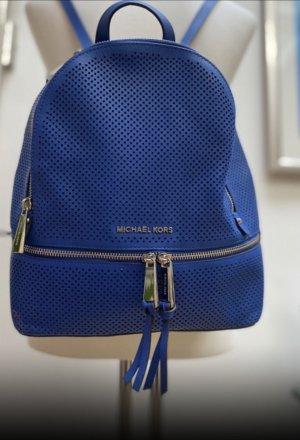 Michael Kors Plecak niebieski-stalowy niebieski