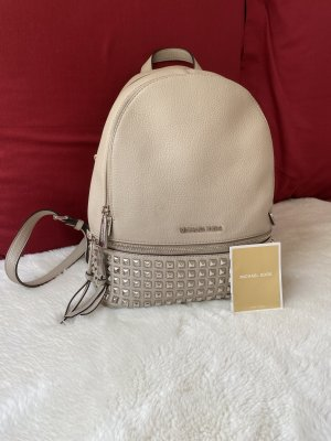 Michael Kors Daypack light grey-silver-colored