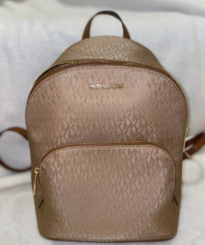 Michael Kors Daypack bronze-colored